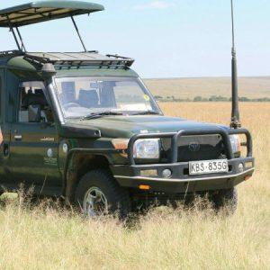 Land Cruiser Antenna