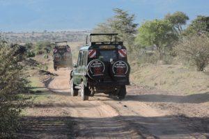 Kenya Tour Through Bush