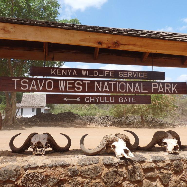 Hotels In Tsavo East National Park
