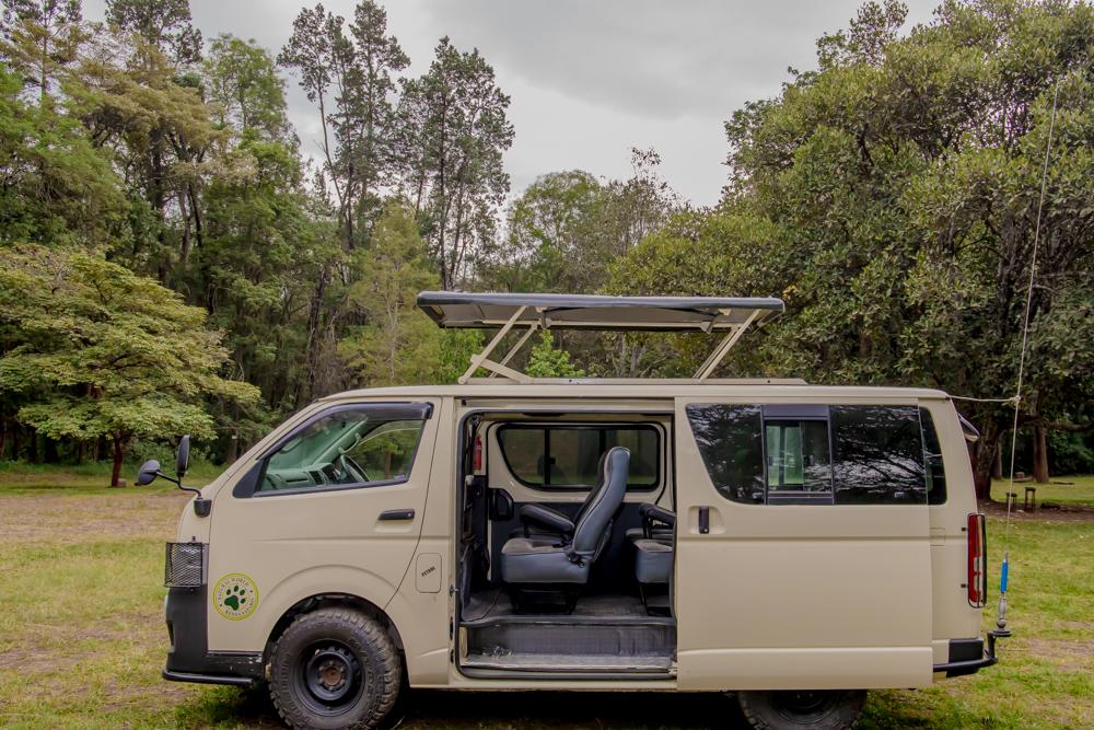vans safari