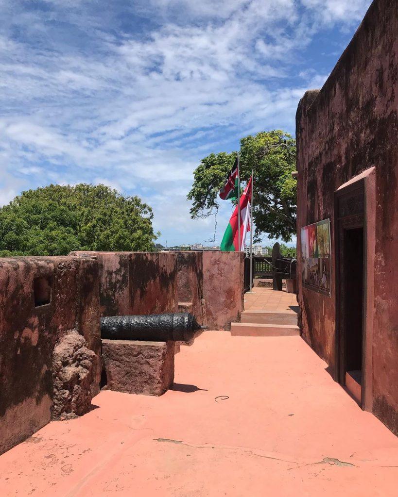 Fort Jesus Mombasa, Kenya- Natural World Kenya Safaris