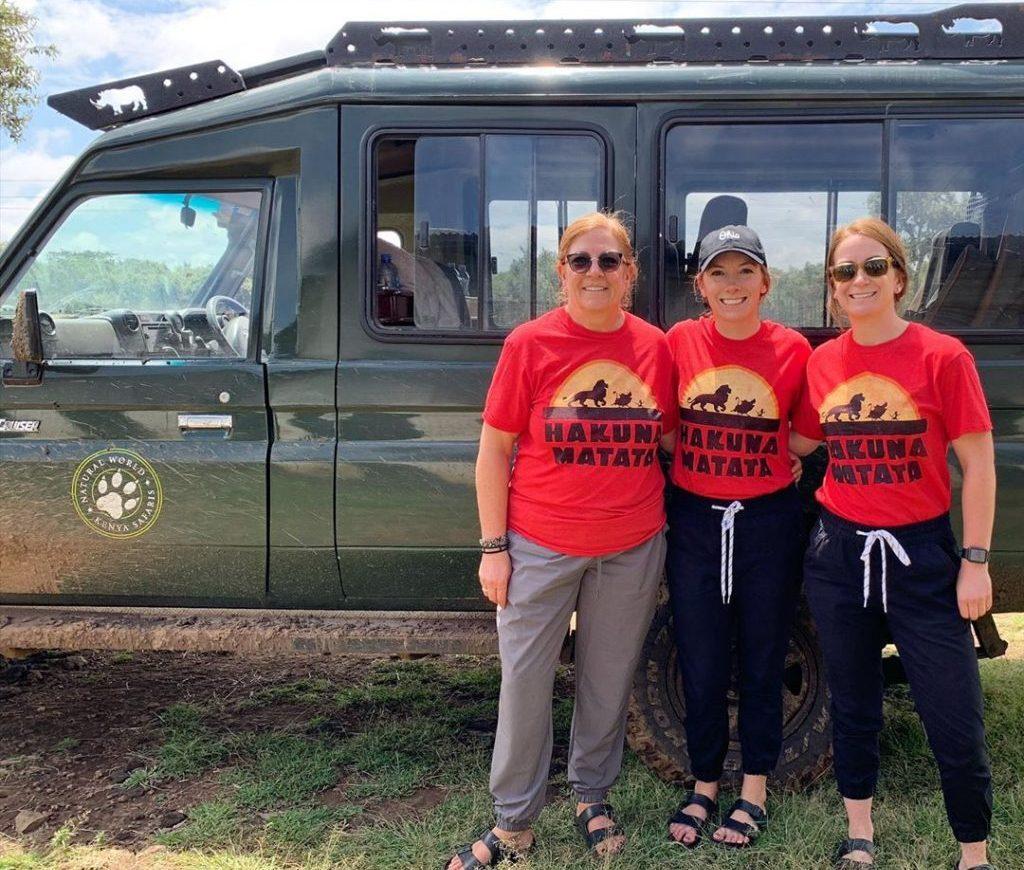 Jeep safaris by Natural World Kenya Safaris