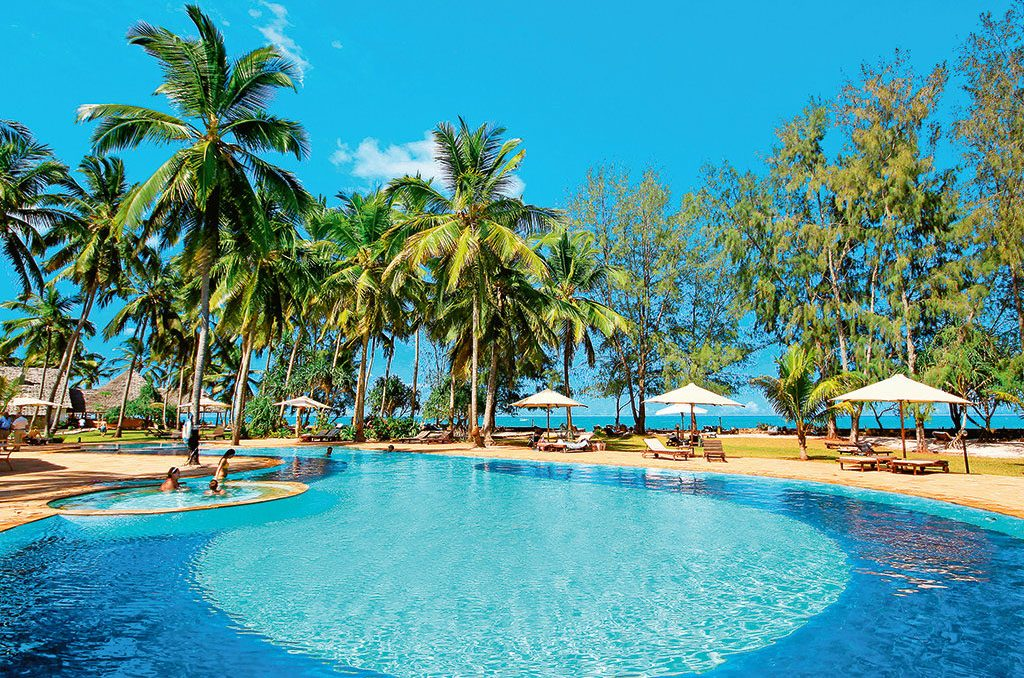 Bluebay Beach Resort Zanzibar- Natural World Kenya Safaris www.naturaltoursandsafaris.com