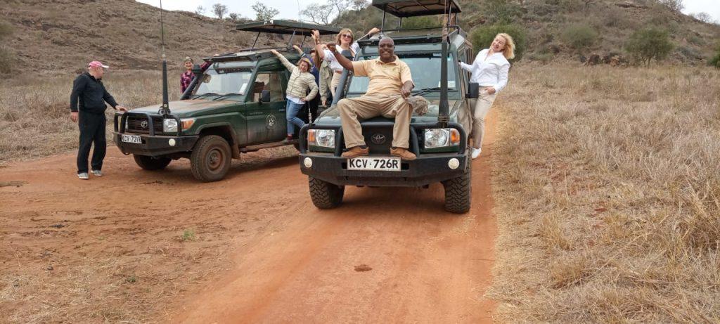 Natural World Kenya Safaris - Taita Hills Wildlife Sanctuary