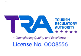 TRA LICENCE NUMBER
